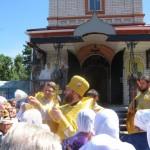 Престольный праздник в Свято-Николаевском храме