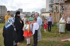Престольне свято Свято-ПетроПавлівського храму