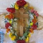 Происхождение (изнесение) честных древ Животворящего Креста Господня и мучеников Маккавеев 2014 г.