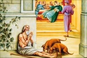Притча о богаче и Лазаре